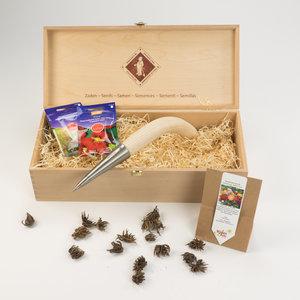 Sneeboer Seed box