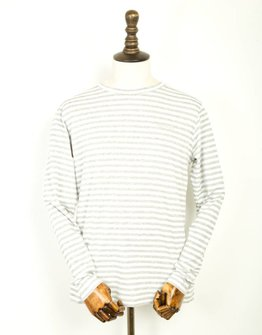 Norse Projects JAMES LOGO STRIPE TEE