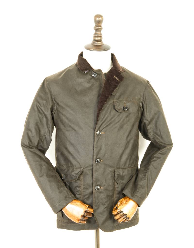 CHRYSALIS HARLEY WAXED JACKET