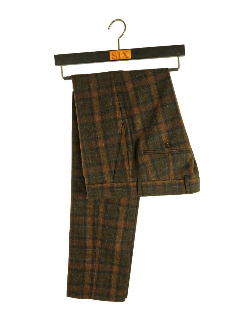 Gibson G18214 SAGE CHECK TROUSER