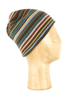 PS By Paul Smith M1A-456B-AV128A STRIPE HAT