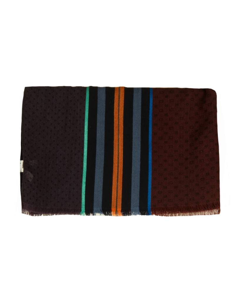 PS By Paul Smith M1A-366E-AS22 JACQUARD SCARF