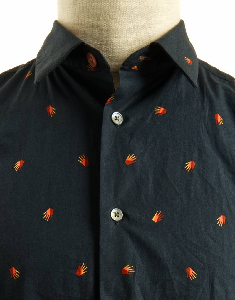 PS By Paul Smith M1R-006L-A00288 SLIM SHIRT