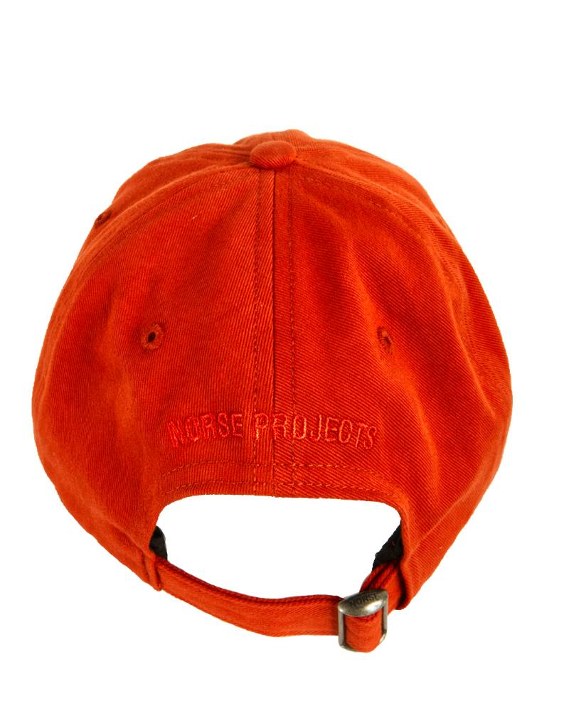 Norse Projects N80-0001 TWILL CAP