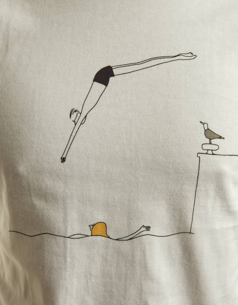 Norse Projects N01-0440 FROST JUMP TEE
