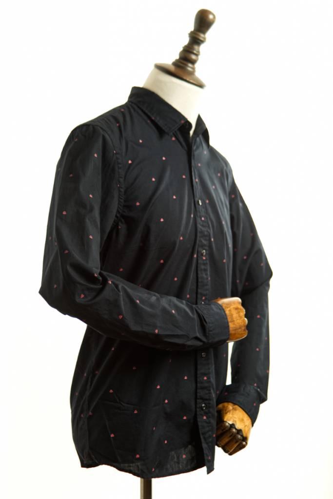 Scotch & Soda 148846-All-Over Printed Shirt