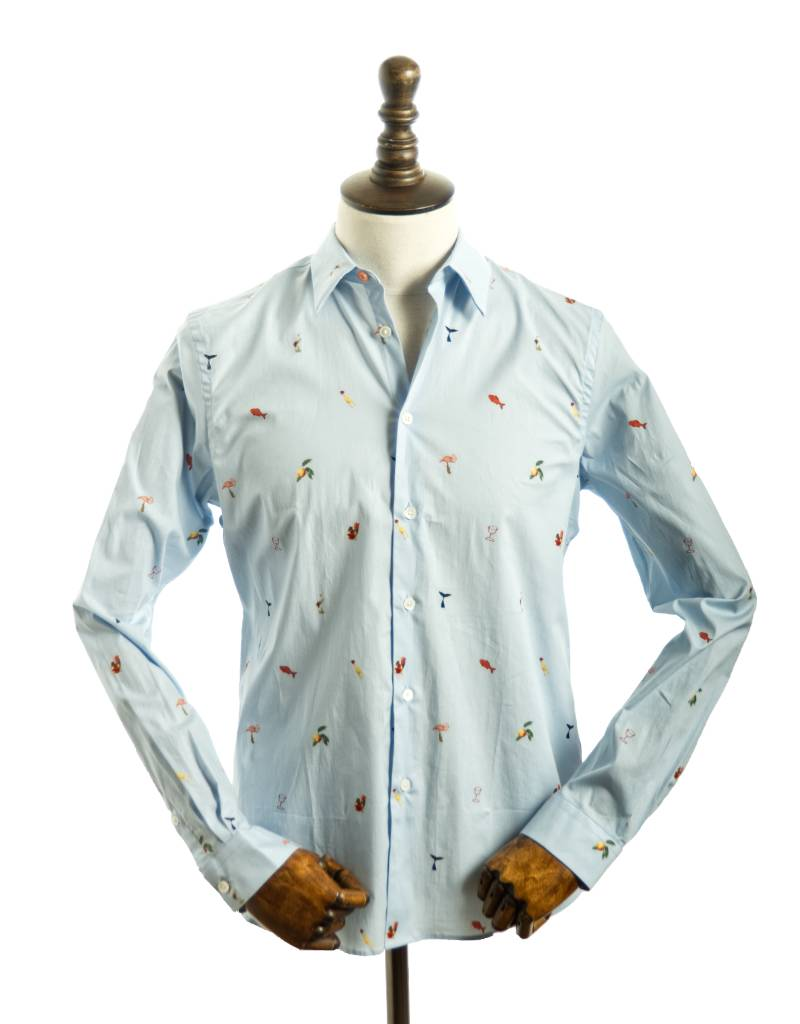 PS By Paul Smith M2R-610P-A20304 - LS TAILORED SHIRT