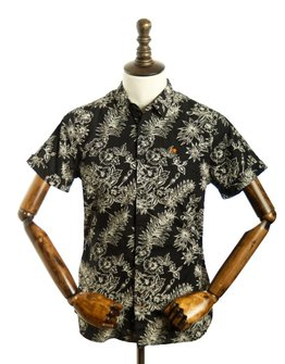 Scotch & Soda 148930-Printed Hawaii Shirt