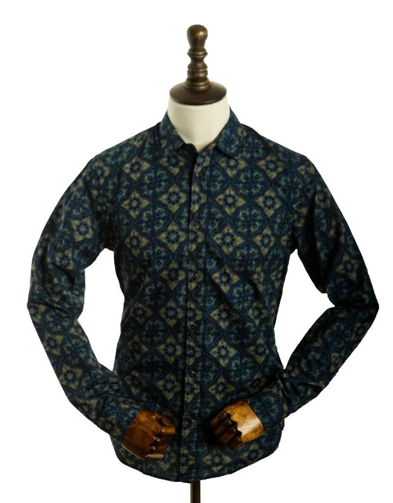 Scotch & Soda 148897-Match Printed Shirt