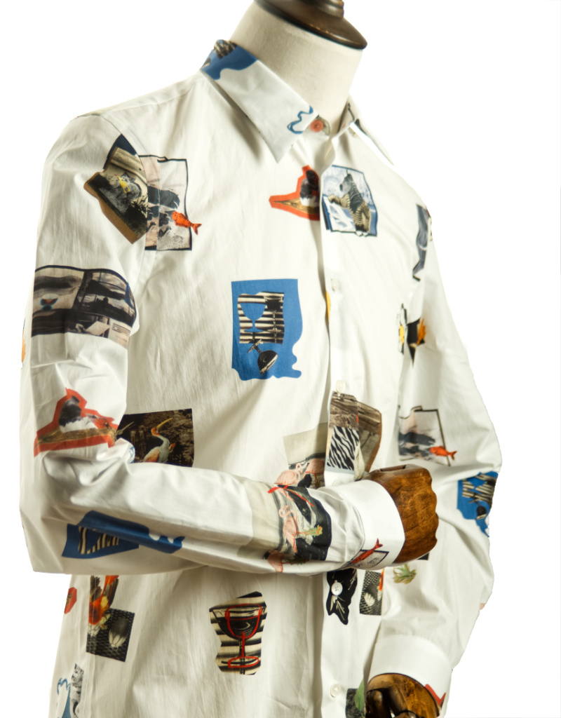 PS By Paul Smith M2R-610P-A20302 SHIRT