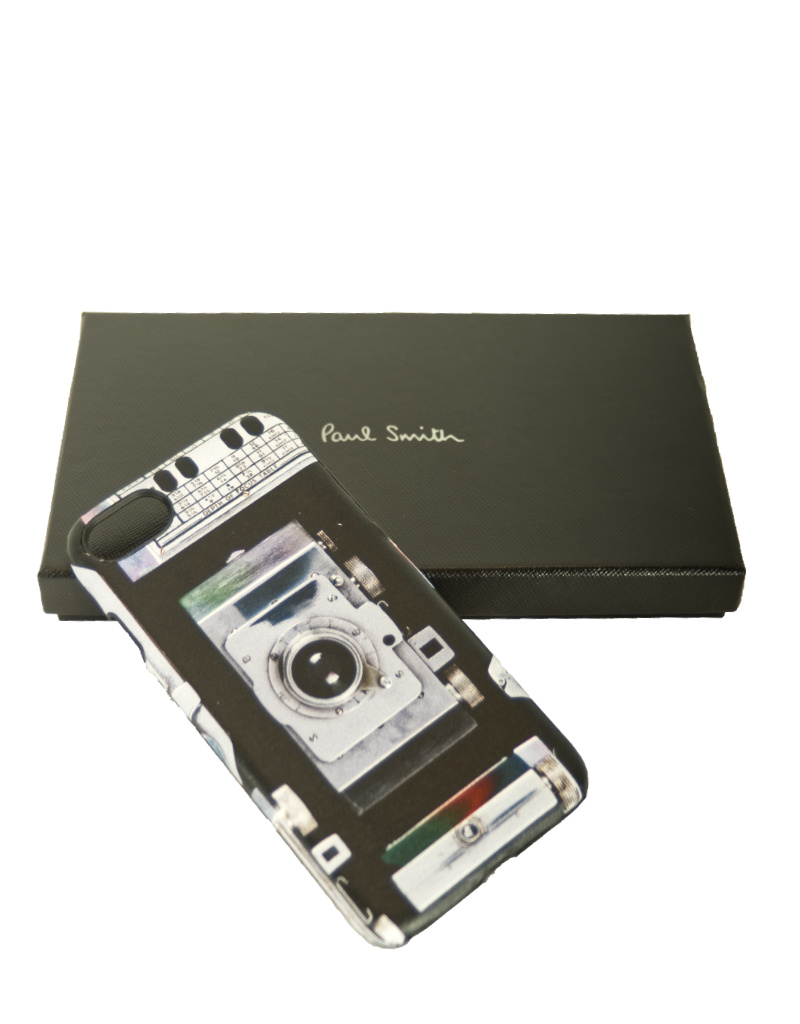 Paul Smith M1A-5571-A40269 iPHONE 8 CAMERA