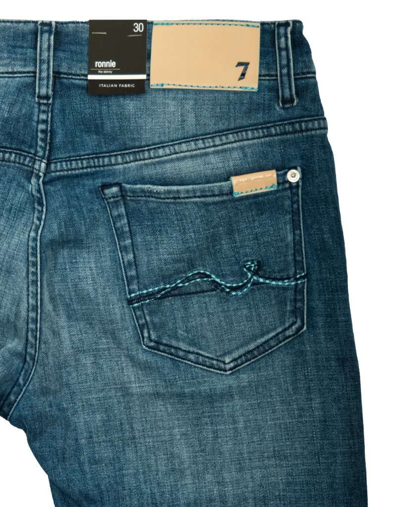 Seven For All Mankind JSD4R51ERW Limited Ed Jeans
