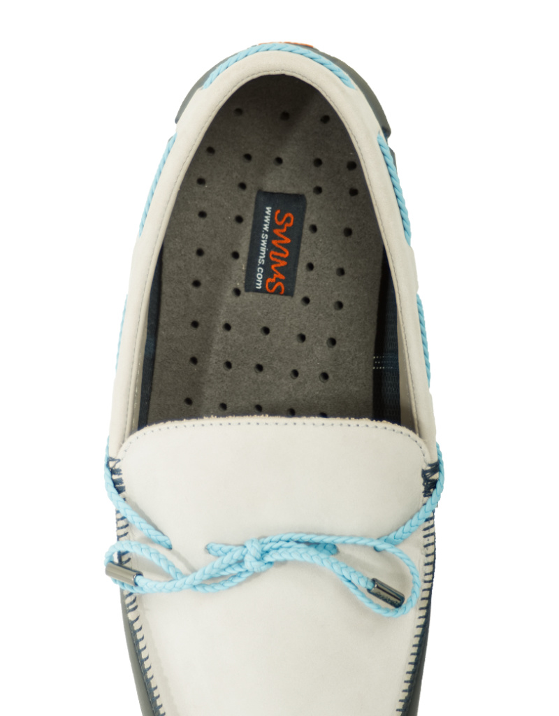 Swims BRAIDED LACE LUX LOAFER
