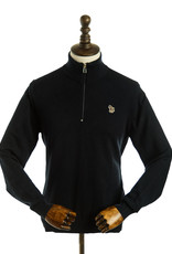 PS By Paul Smith M2R-473T-A20720 PULLOVER ZIP NECK