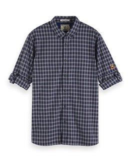 Scotch & Soda Regular Check Shirt