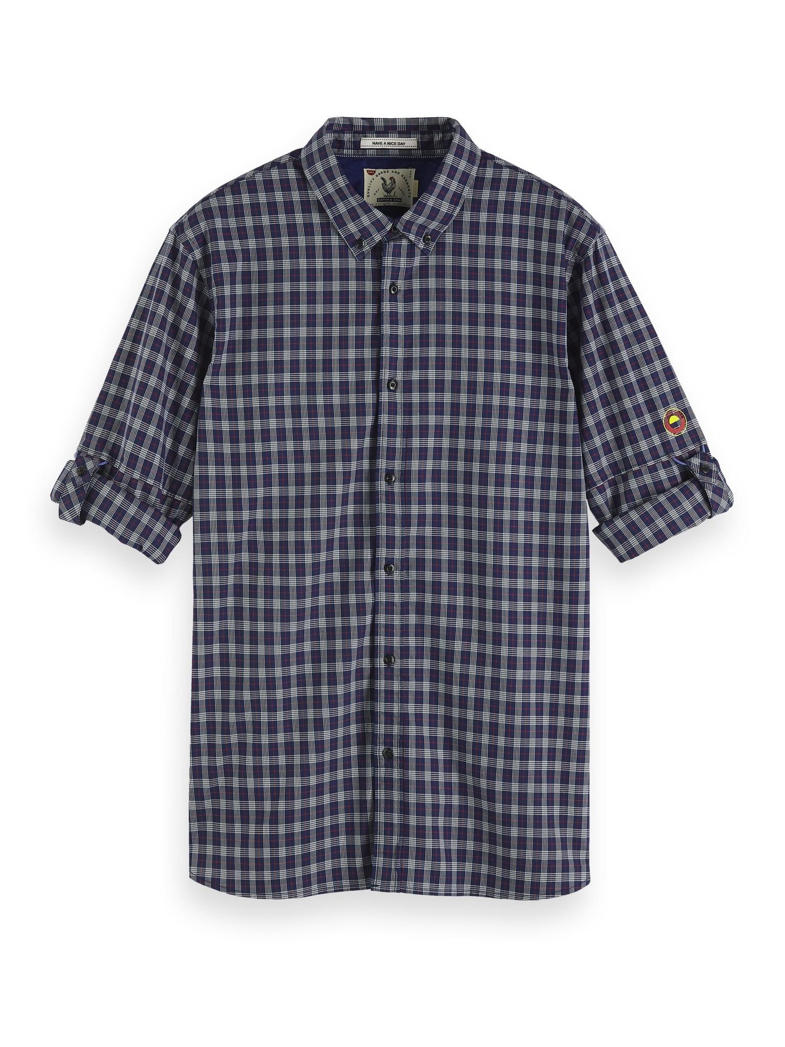Scotch & Soda Regular Check Shirt   152158