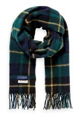 Scotch & Soda Checked Wool Blend Scarf | 152855