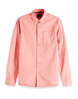 Scotch & Soda Garment Dyed Shirt