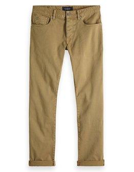 Scotch & Soda Garment Dyed Ralston Jeans