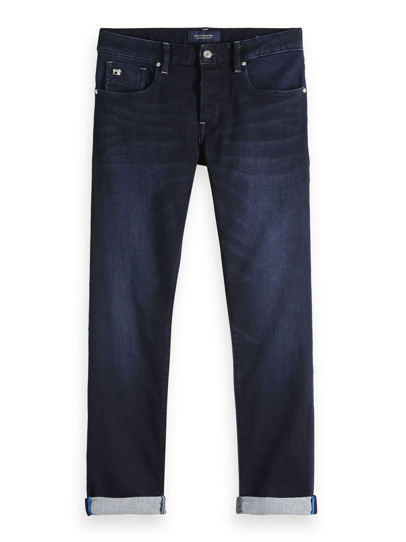 Scotch & Soda Ralston Freerunner Blue Jeans | 150959