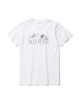 Norse Projects Niels Mountains T-Shirt