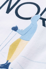 Norse Projects x Daniel Frost Standing Skier T-Shirt | N01-0472