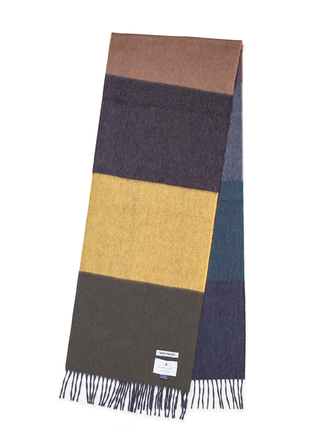 Norse Projects Begg & Co Scarf | N83-0013