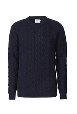 Les Deux Pigalle Cable Knit Sweater | LDM301025