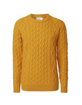 Les Deux Pigalle Cable Knit Sweater