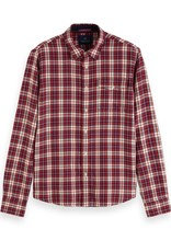 Scotch & Soda Multicolour Check Shirt | 152157