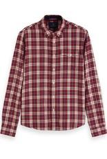 Scotch & Soda Multicolour Check Shirt   152157
