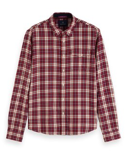 Scotch & Soda Multicolour Check Shirt