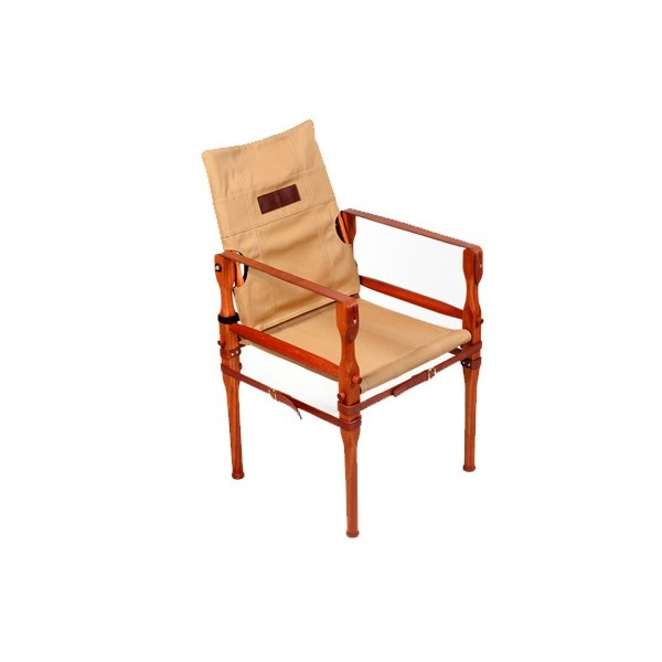 Melvill & Moon Roorkhee Campaign Chair Small