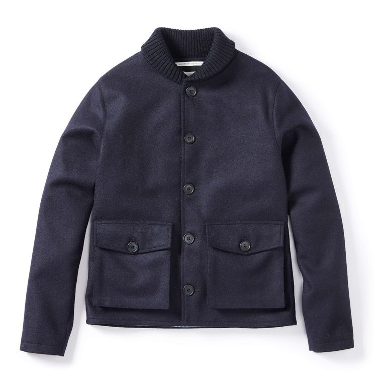 Peregrine Wilson Shawl Jacket | MWJ233