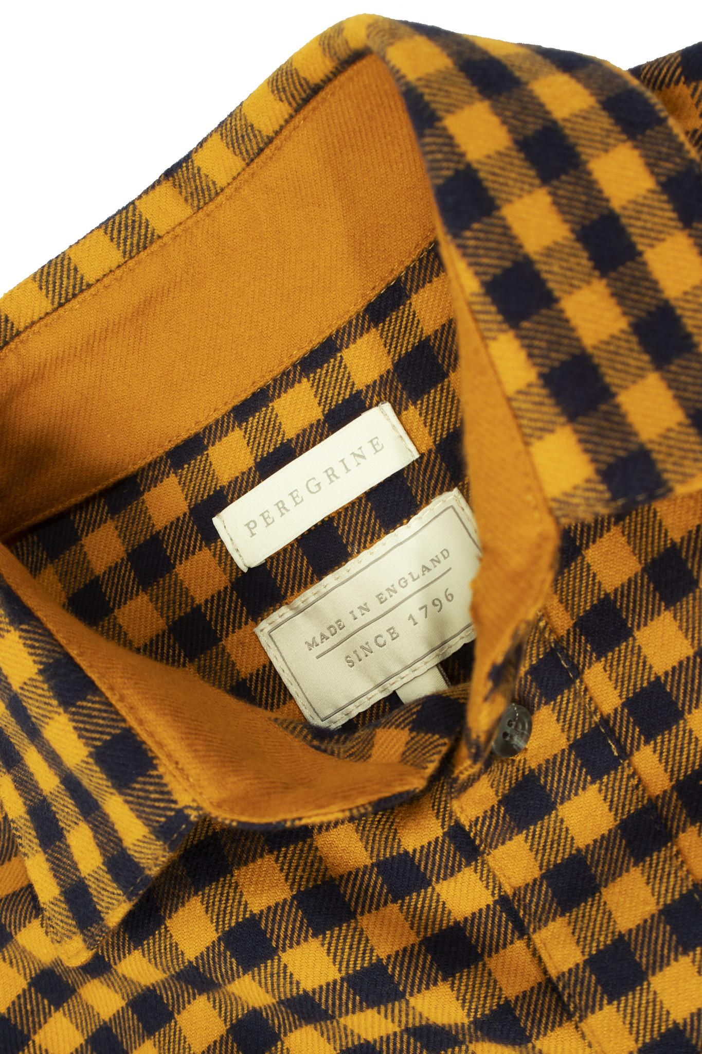 PEREGRINE Brushed Preston Shirt