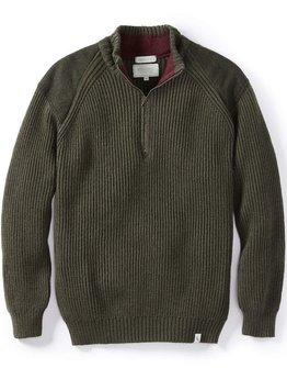 Peregrine WJ7908 Men's Foxton Zip Neck