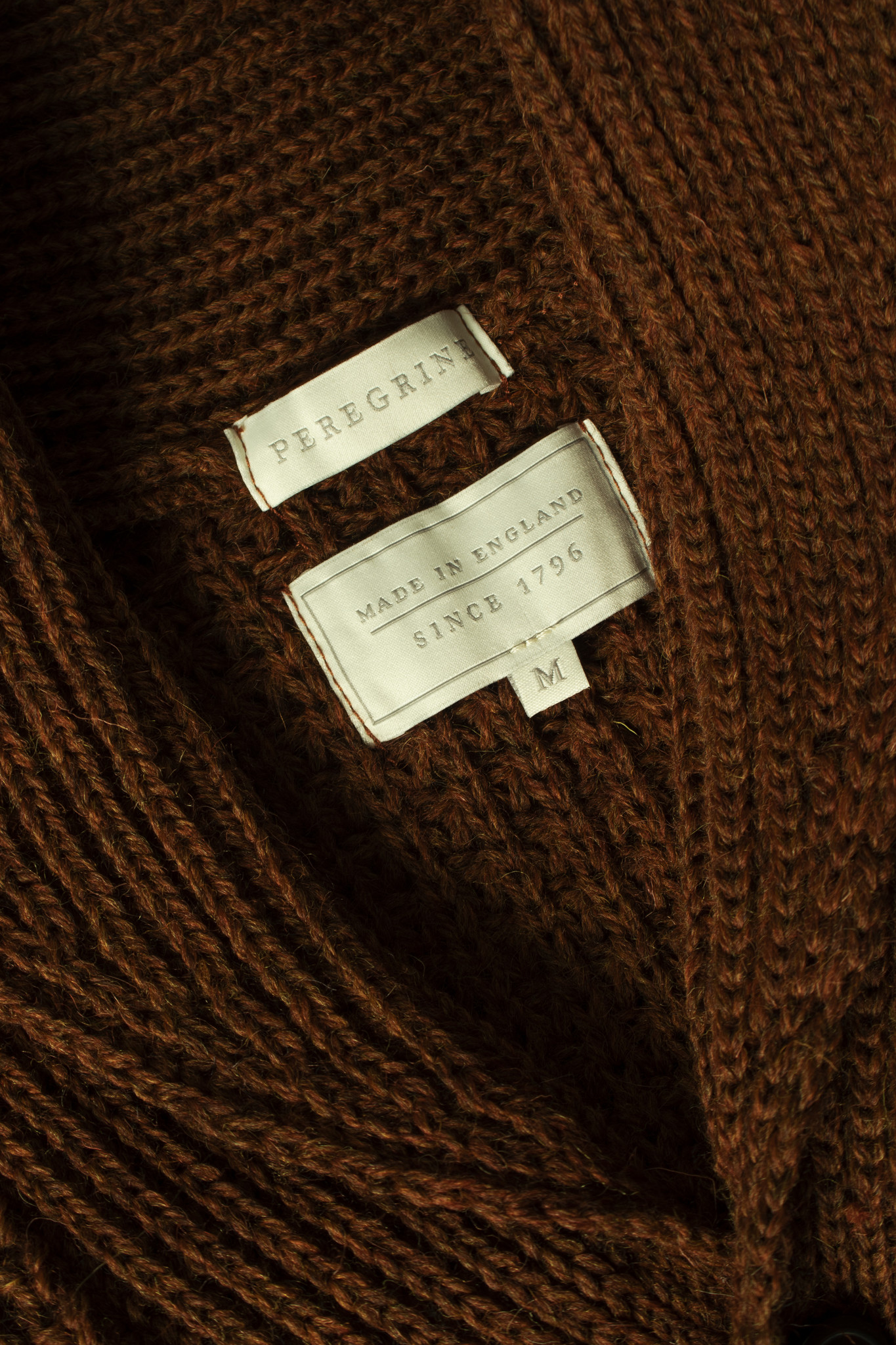 Peregrine WC5686 Men's Shawl Cardigan