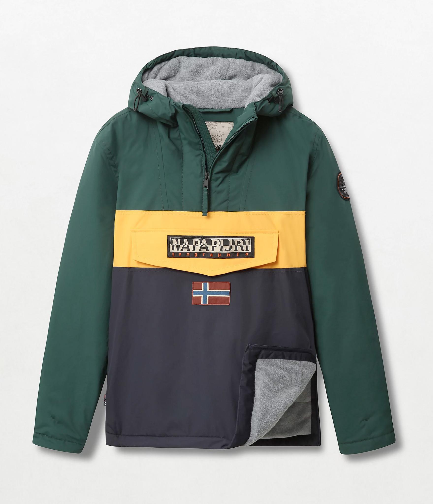 Napapijri Multicolour Rainforest Jacket
