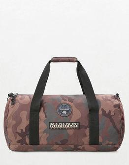 Napapijri Camo Duffle Bag
