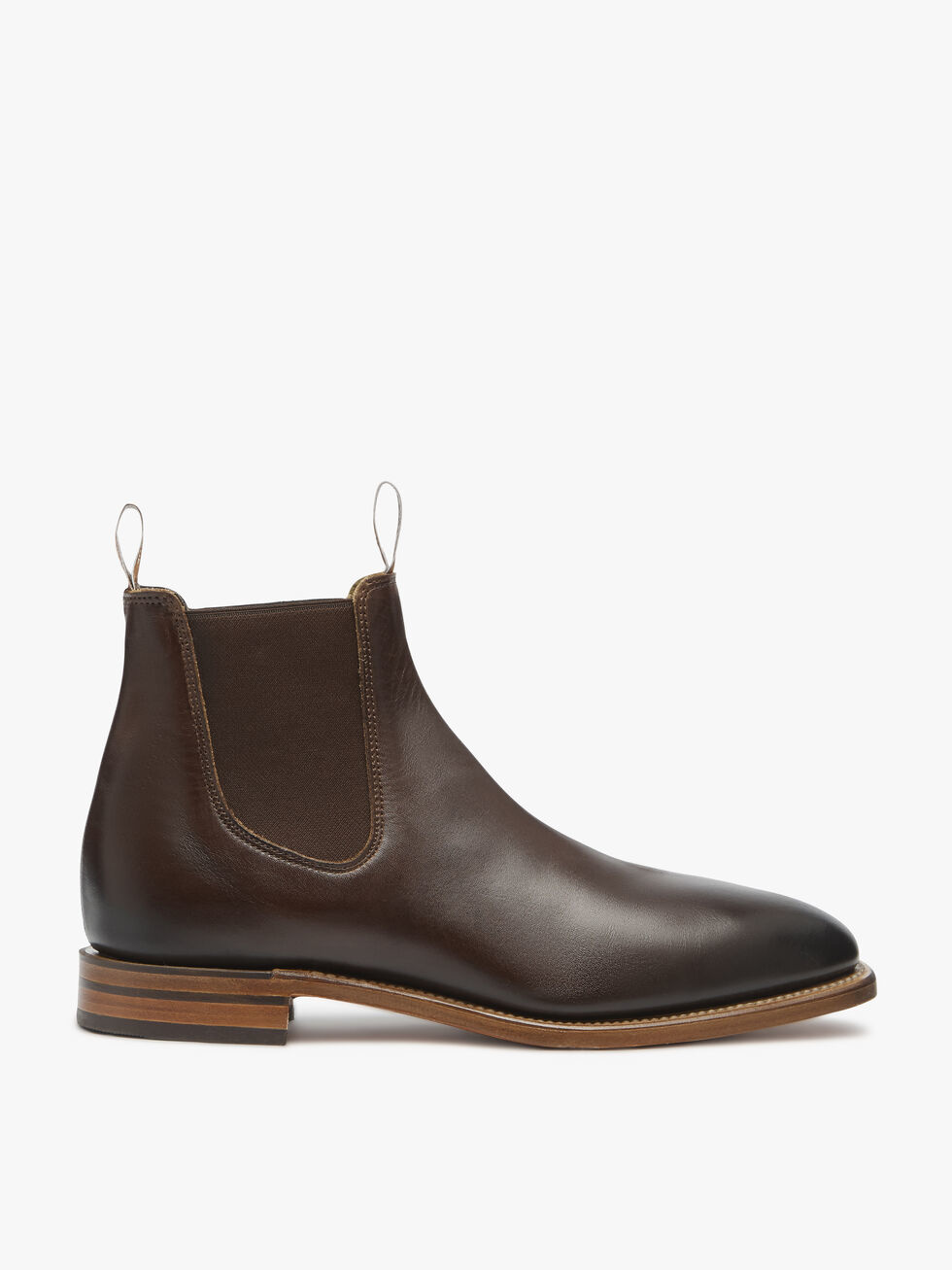RM Williams Chinchilla Boot Bordeaux