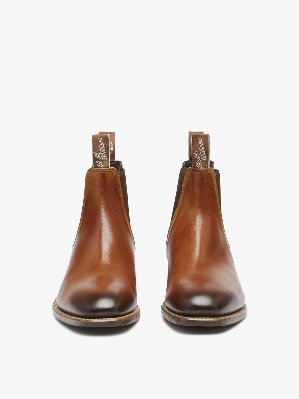 RM Williams Chinchilla Boot Cognac