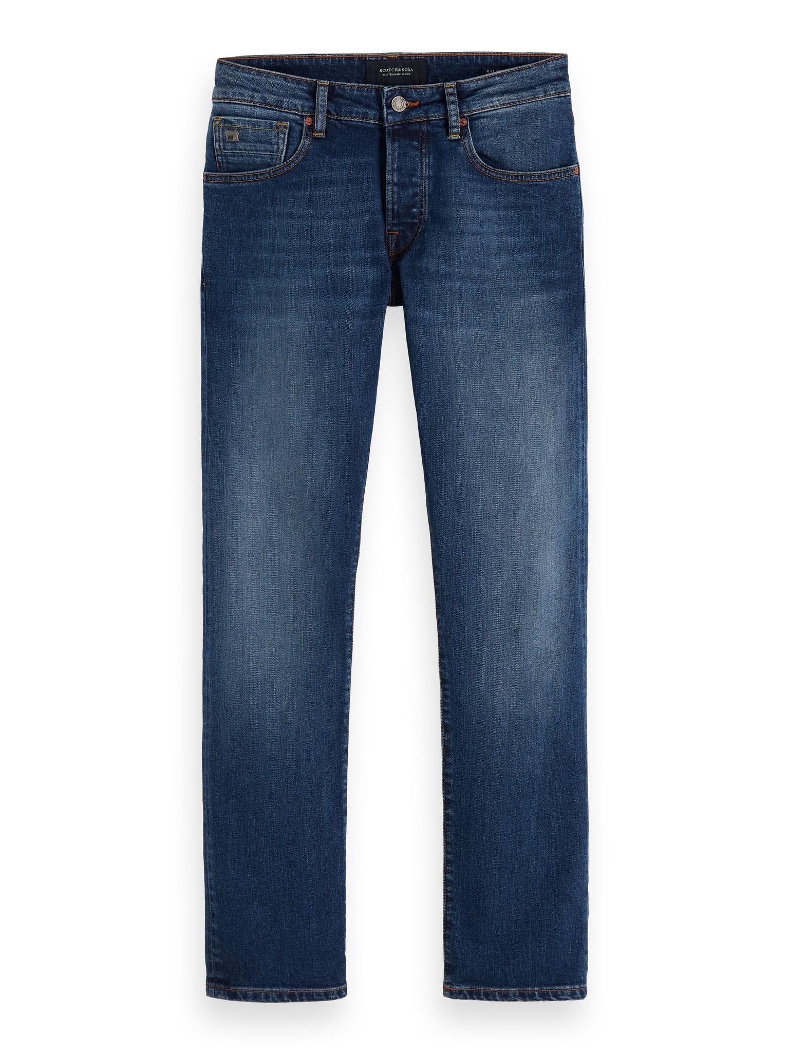 Scotch & Soda Tye Blue Jeans