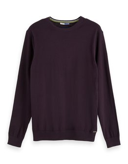 Scotch & Soda Cotton Cashmere Pullover