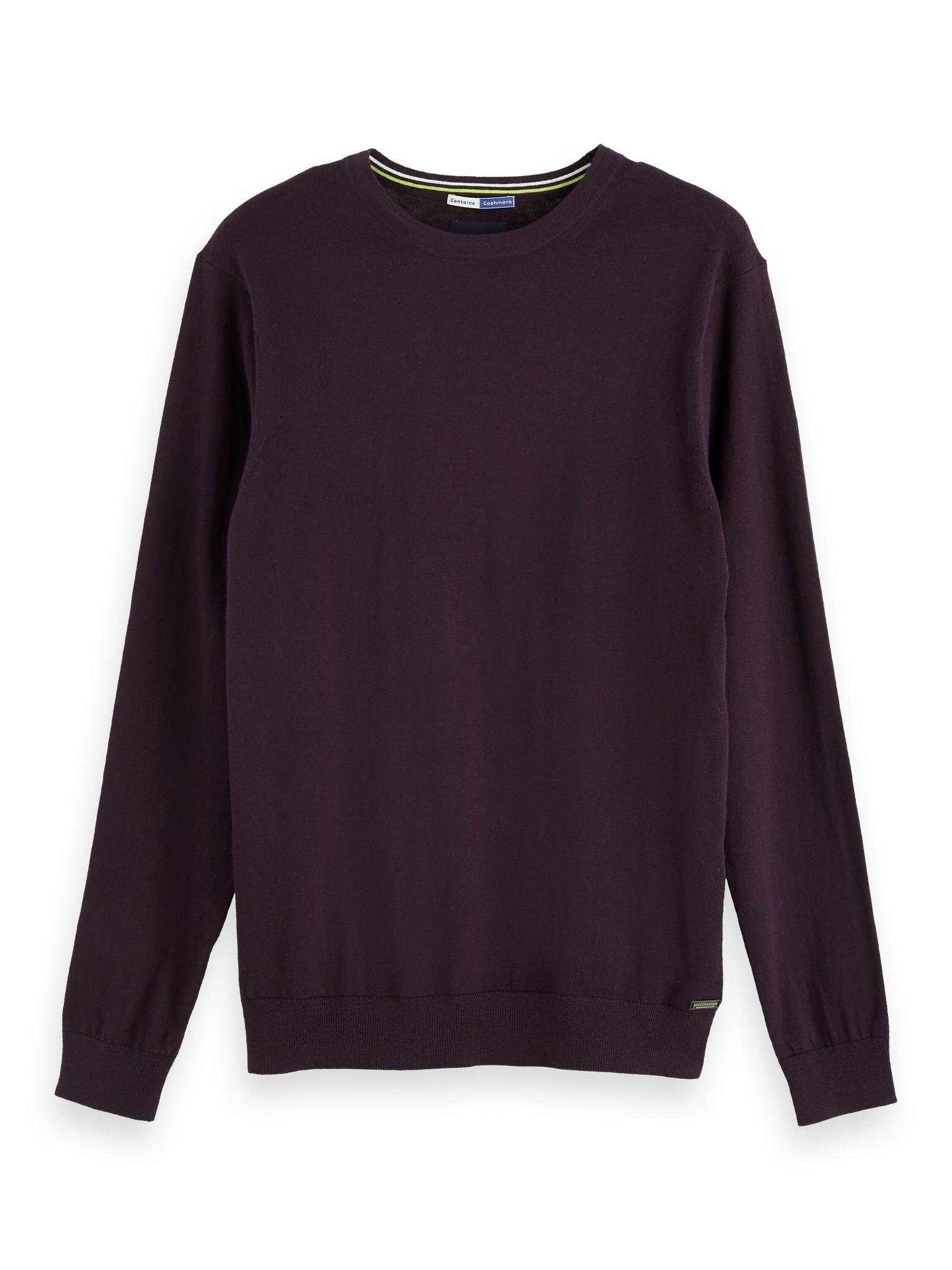 Scotch & Soda Cotton Cashmere Pullover