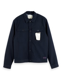 Scotch & Soda Lightweight Trucker Jacket