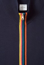 Paul Smith Multicolour Zip Cardigan