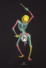 PS By Paul Smith Drumming Skeleton T-Shirt