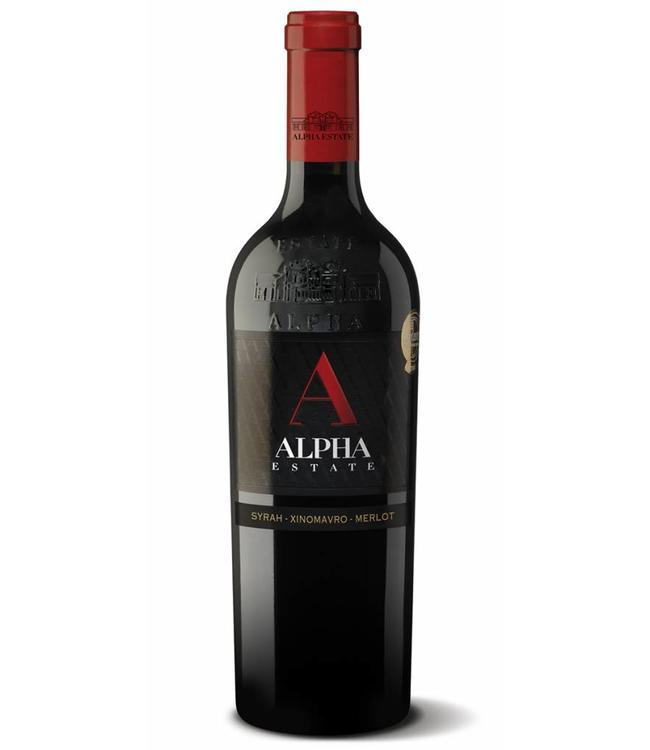 Alpha Estate Alpha Estate Red 2012