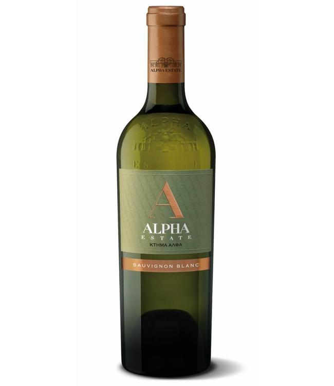 Alpha Estate Alpha Estate Sauvignon Blanc 2017