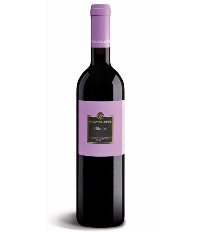 Tselepos Winery Dilofos 2016
